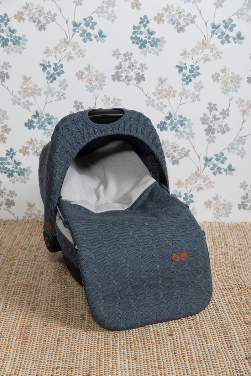 summer footmuff car seat 0 cable granit