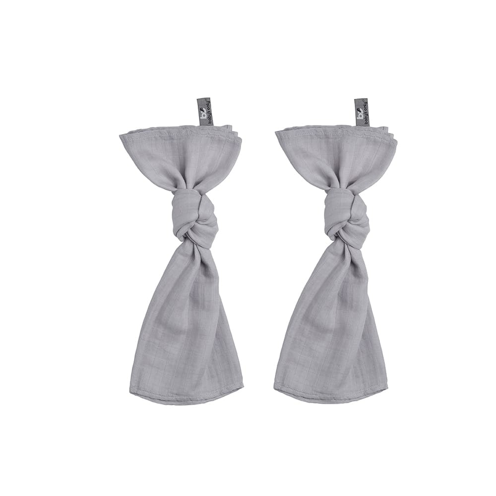 swaddle silvergrey 65x65 2pack