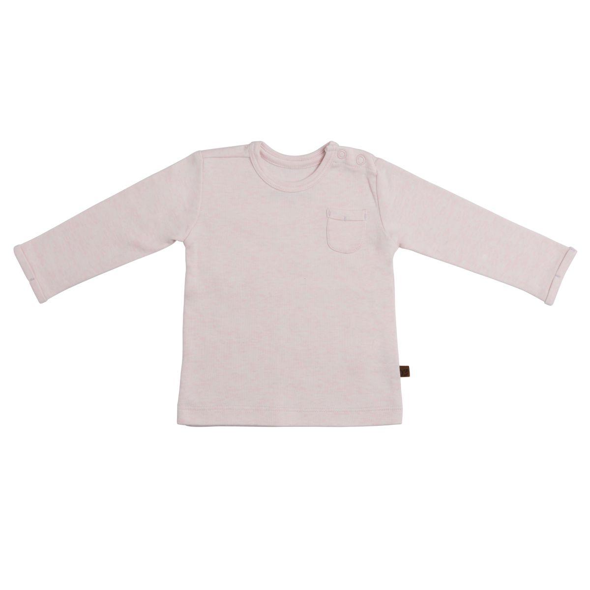 sweater melange classic pink 56