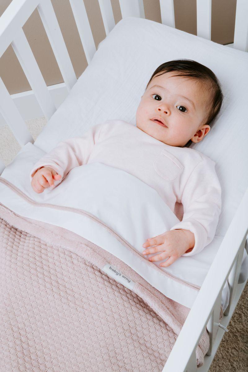 sweater melange classic pink 62