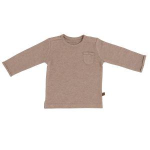 Sweater Melange clay - 62
