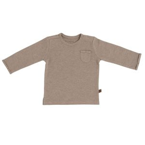 Sweater Melange clay - 68