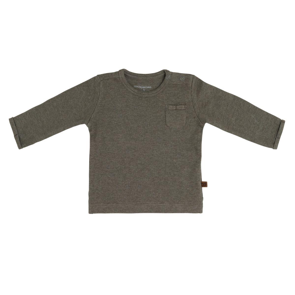 sweater melange khaki 50