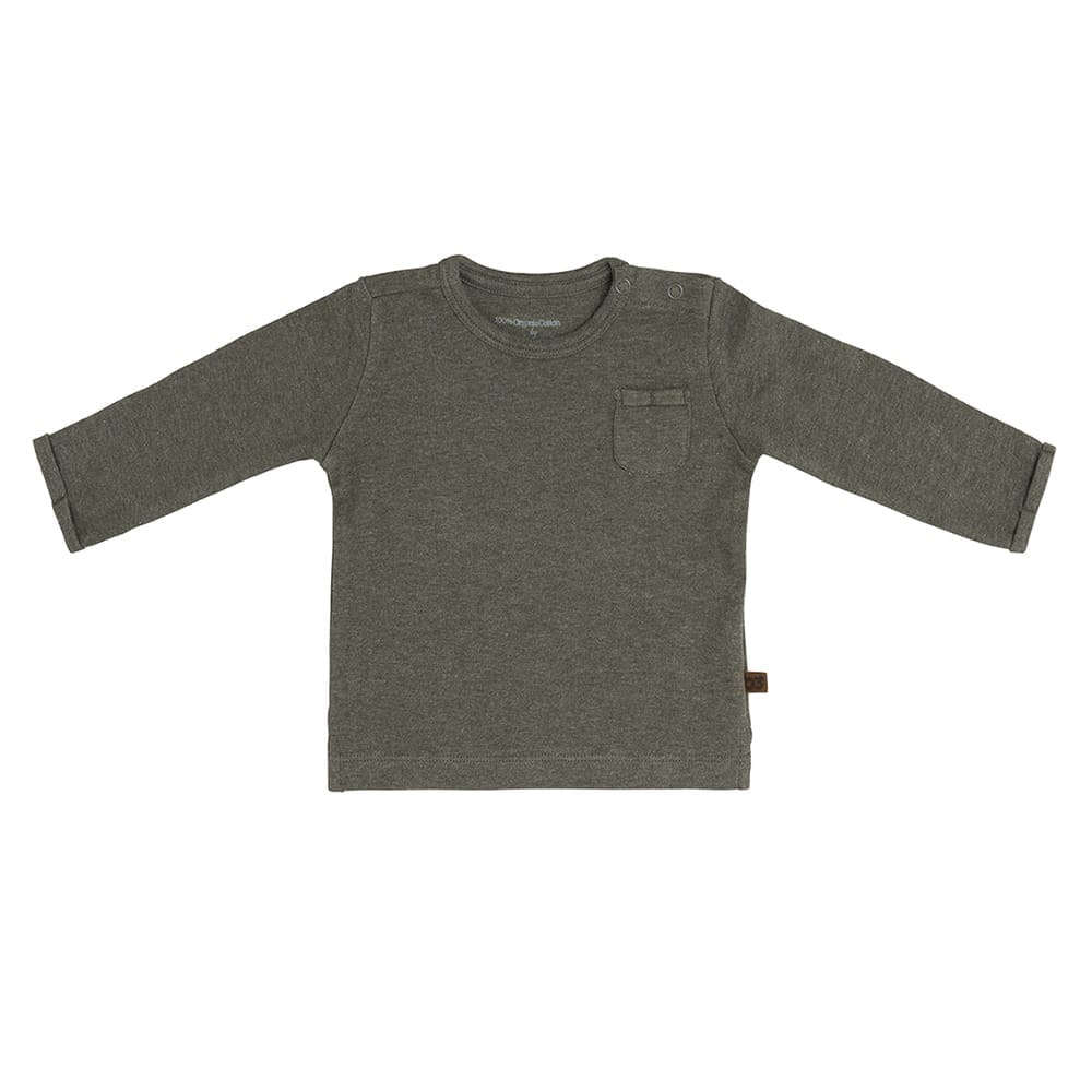 sweater melange khaki 62