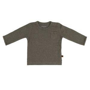 Sweater Melange khaki - 62