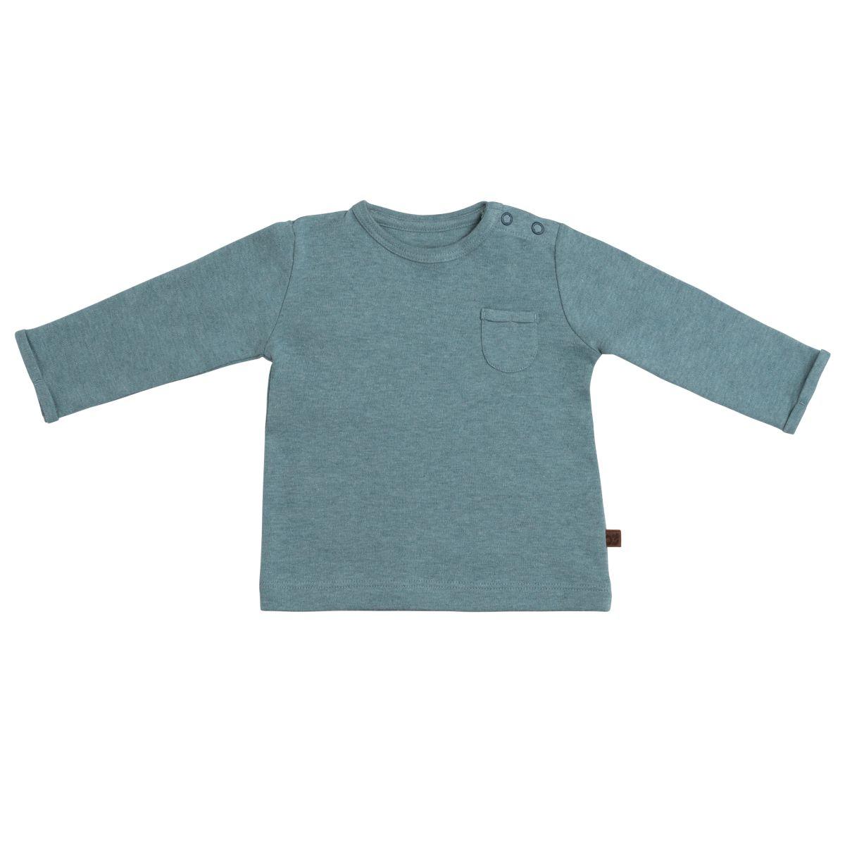 sweater melange stonegreen 50