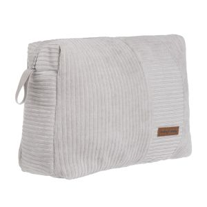 Toiletry bag Sense pebble grey