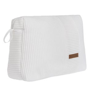 Toiletry bag Sense white