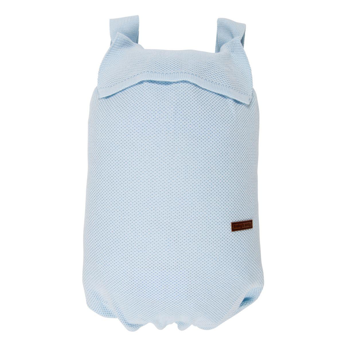 toy bag classic powder blue