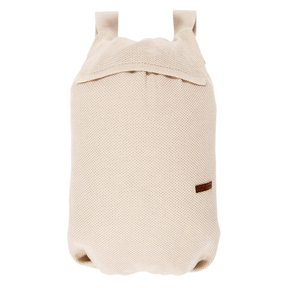 toy bag classic sand
