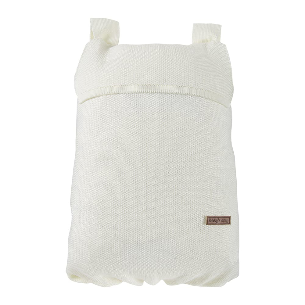 toy bag classic woolwhite