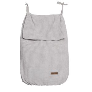 Toy bag Sense pebble grey