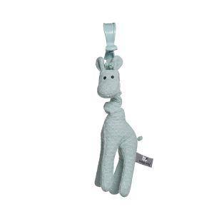 Vibrating giraffe mint
