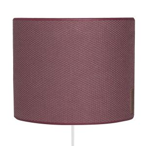 Wall lamp Classic stone red - 20 cm