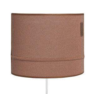 Wall lamp Sparkle copper-honey melee - 20 cm