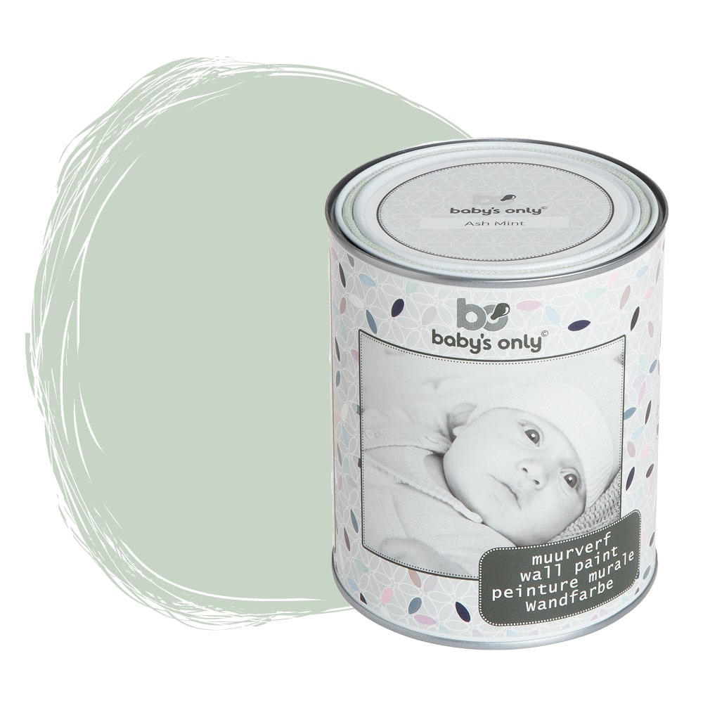 wall paint ash mint 1 liter