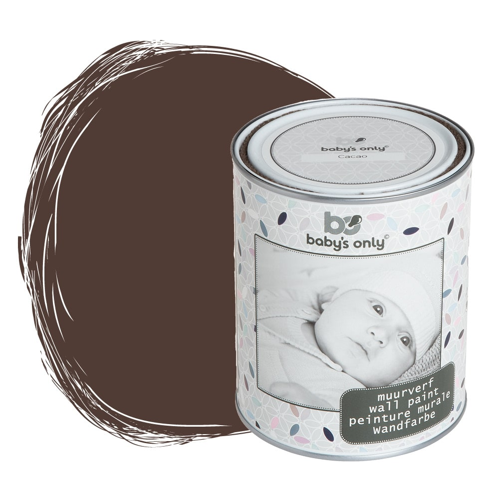 wall paint cacao 1 liter