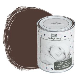 Wall paint cacao - 1 liter