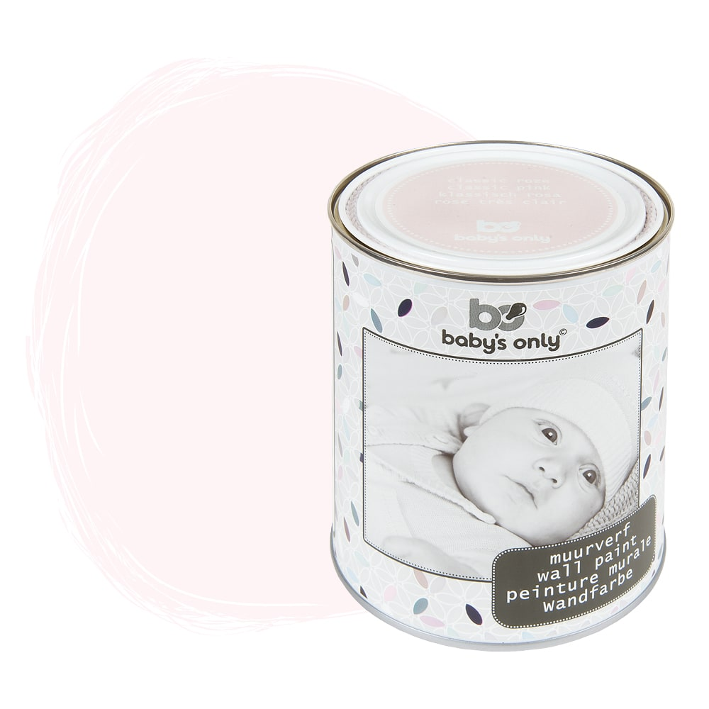 wall paint classic pink 1 liter