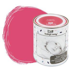 Wall paint framboise - 1 liter