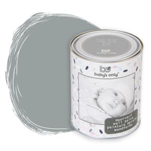 Wall paint grey - 1 liter