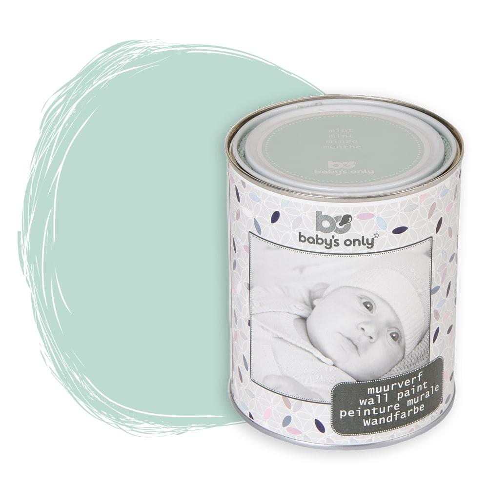 wall paint mint 1 liter