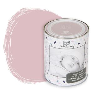 Wall paint old pink - 1 liter