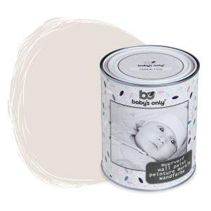 Wall paint pebble grey - 1 liter