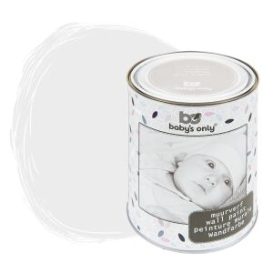 Wall paint silver-grey - 1 liter