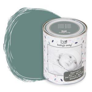 Wall paint stonegreen - 1 liter