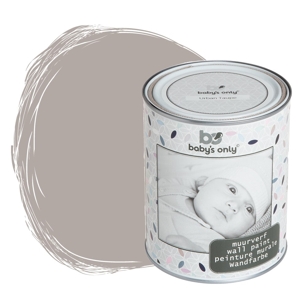 wall paint urban taupe 1 liter