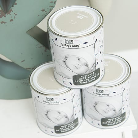 Baby's Only decoration baby room paint