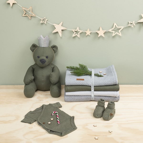 Christmas gift teddy bear